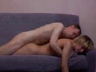 mature gay stud and juvenile blond boi having hot