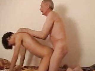 mature gay daddy shaggs young boi doggy style