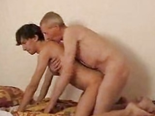 young homosexual guy gets banged doggy style by